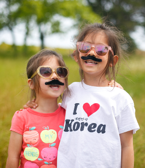 Mustaches in a field-13