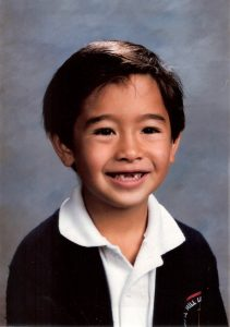 Dr. Field 1st Grade Picture